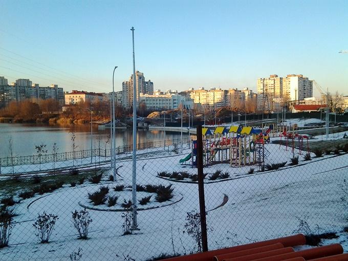 ЖК Лебединый озеро