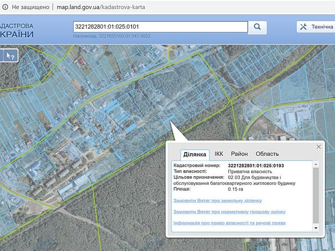 ЖК Десна Резиденс Альпийский городок в Зазимье кадастровая карта