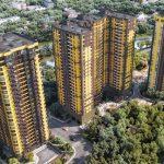 ЖК Медовый 2 от Киевгорстроя визуализация