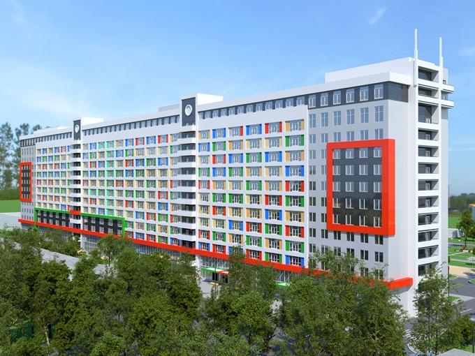 ЖК Смарт хаус квартиры с ремонтом