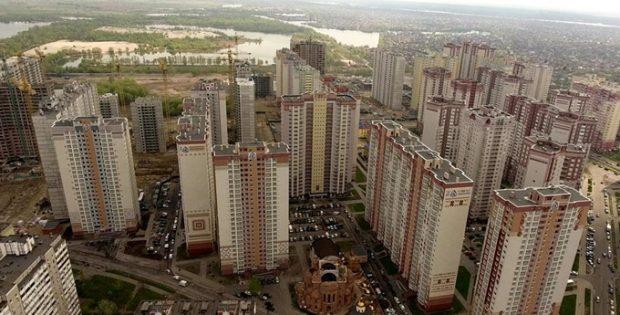 Рейтинг новостроек Киева 2018 ЖК Патриотика на озерах