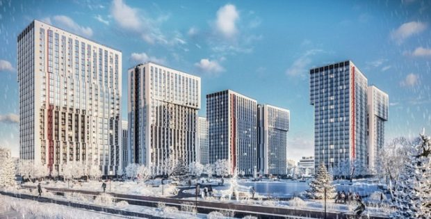 Рейтинг новостроек 2018 ЖК Урбан Парк