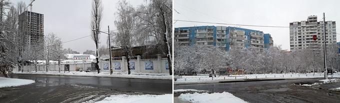 ЖК Бережанский от Галжитлобуд соседи