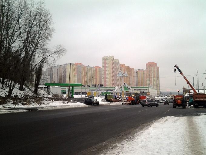 ЖК Киевскай соседи новостройки