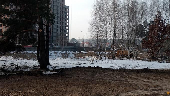 ЖК Квартал Аллей ход строительства