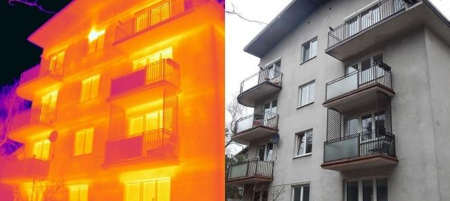 Теплоаудит зданий