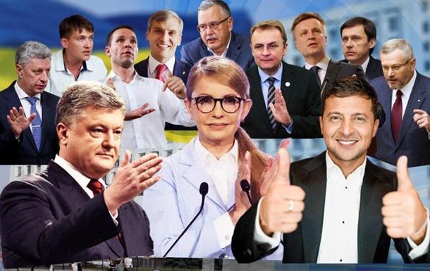 Итоги года выборы