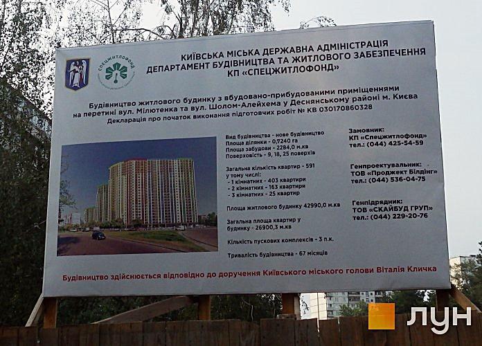 ЖК Форест на Лесной строительный паспорт