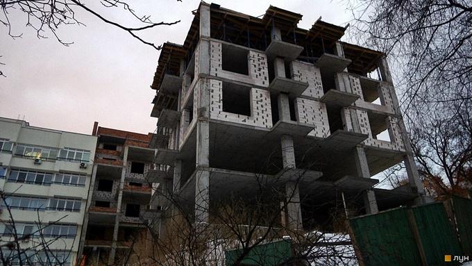 ЖК Ширма Клаб в Киеве ход строительства