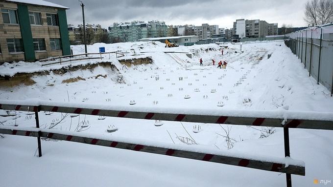 ЖК Привітний квартал Велкам Хоум в Бортничах ход строительства