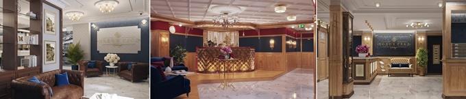 ЖК Podol Grad Vintage на Воздвиженке холл
