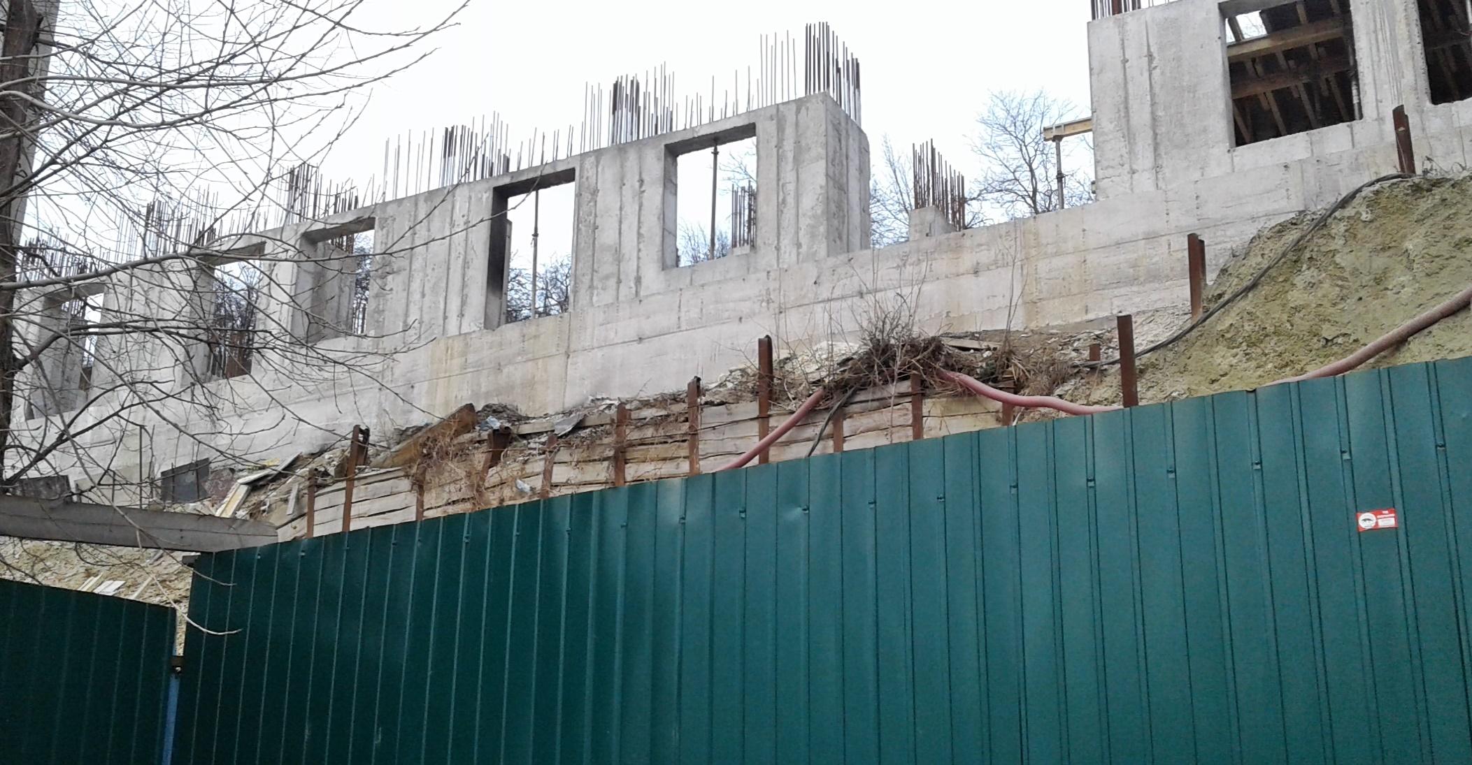 ЖК Совские пруды ход строительства третьей секции