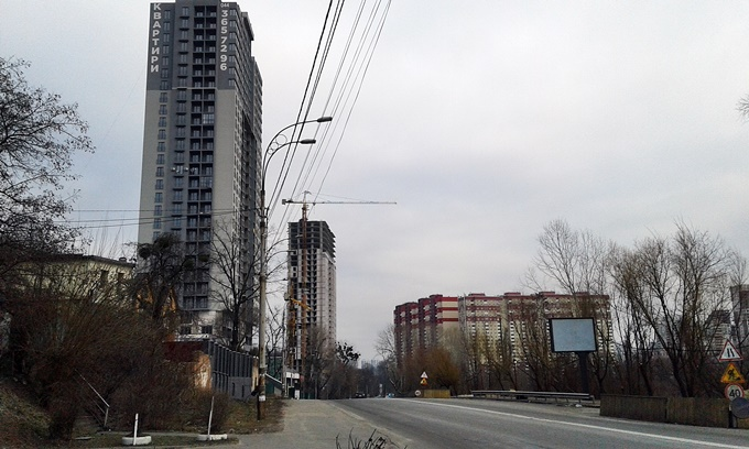 ЖК Совские пруды соседние дома