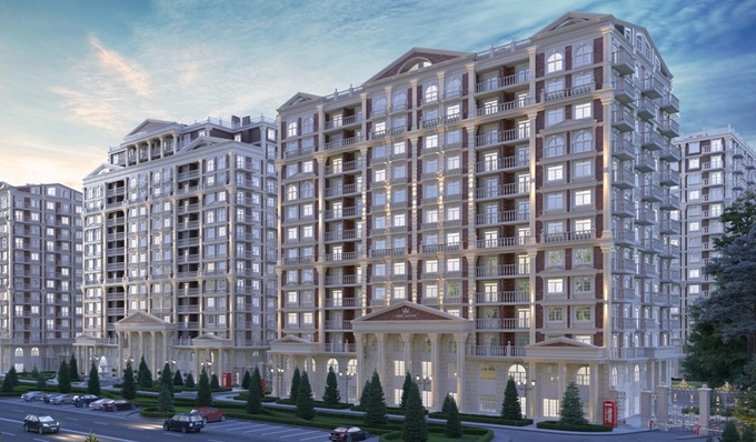 Рейтинг новостроек Киева для сдачи в аренду ЖК Новая Англия