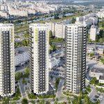 ЖК Радужный от КГС фото домов