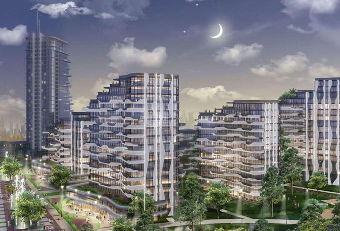 Проекты новостроек Киева
