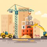 Распространенные технологии строительства
