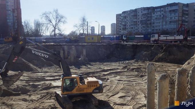 ЖК Радужный от КГС ход строительства