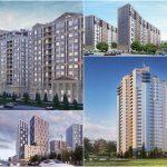 Рейтинг новостроек Киева для сдачи в аренду