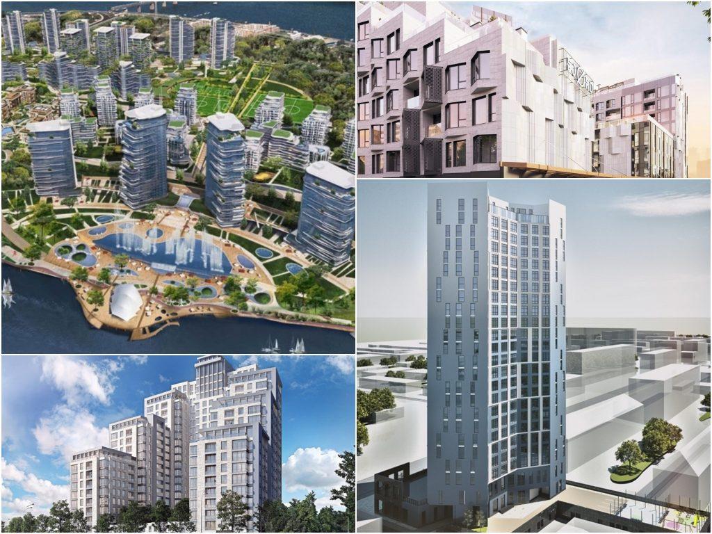 Проекты новостроек: что скоро построят в Киеве