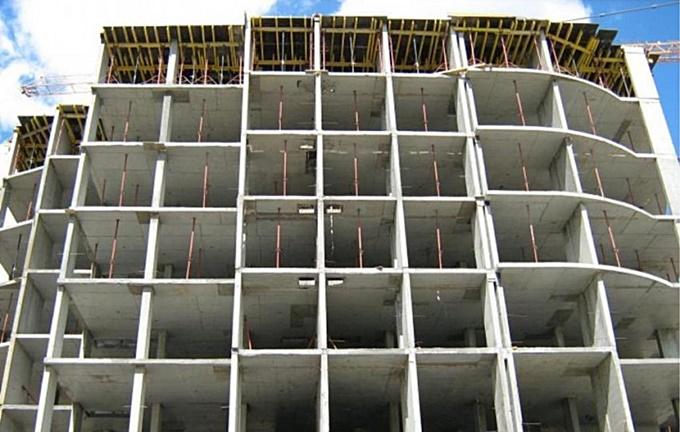 Распространенные технологии строительства монолитно-каркасный дом
