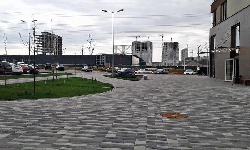 ЖК Варшавский микрорайон от Столица Групп ТРЦ Ретровиль