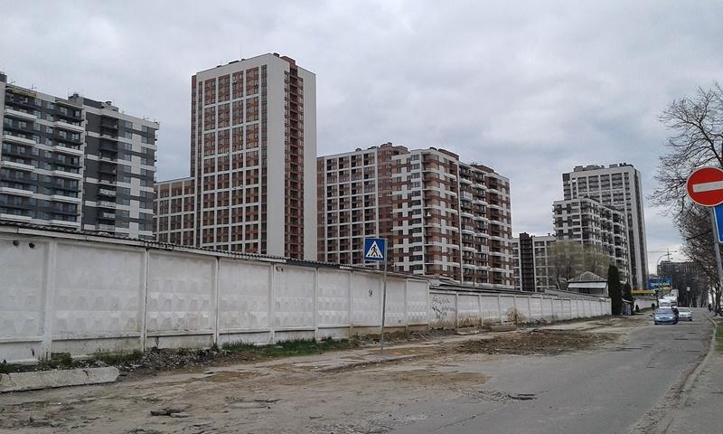 ЖК Варшавский микрорайон от Столица Групп построенные дома