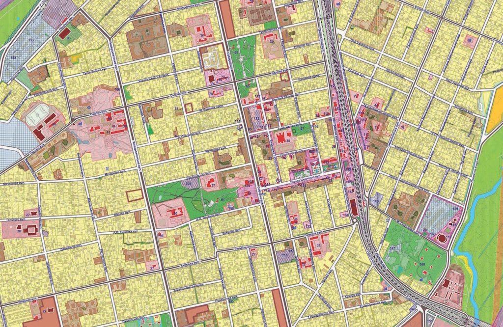 Генплан Ирпеня: как застроят город
