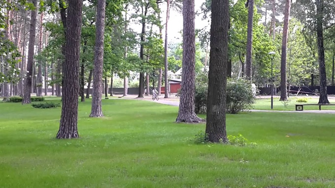 Детальные планы территорий Ирпень больше парков