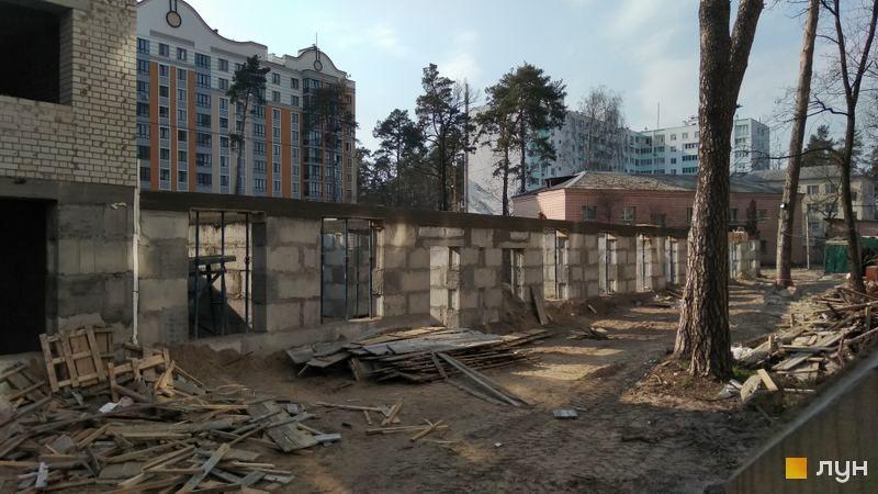 ЖК Фаворит 2 в Ирпене ход строительства