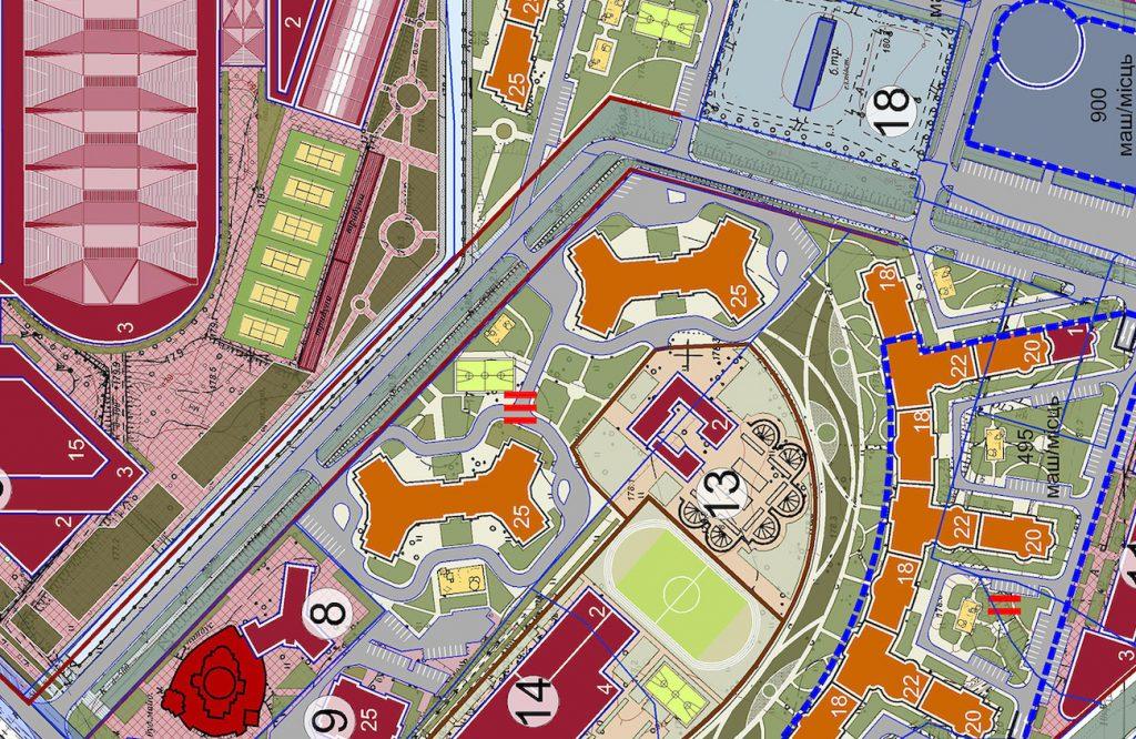 ДПТ: что построят рядом с Экспоцентром