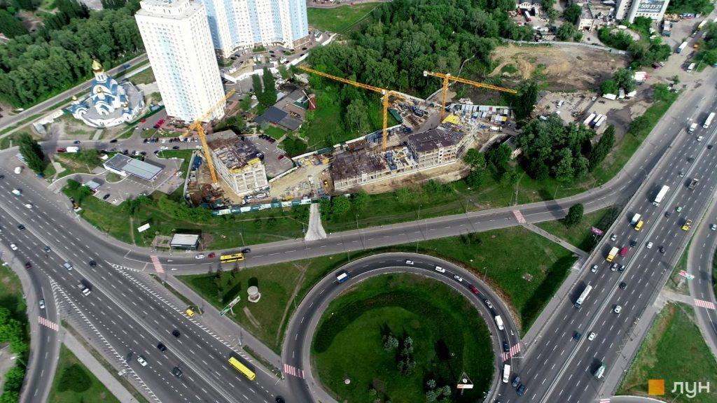 ДПТ Экспоцентр территория планирования