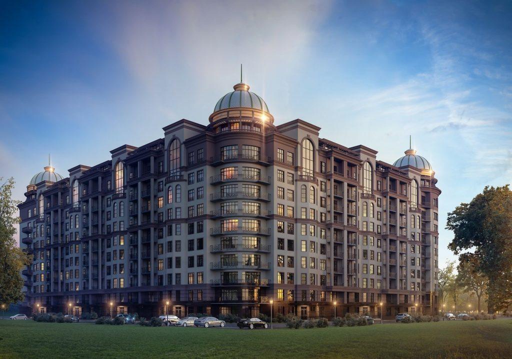 ЖК Pechersk Plaza стал «52 Жемчужиной»