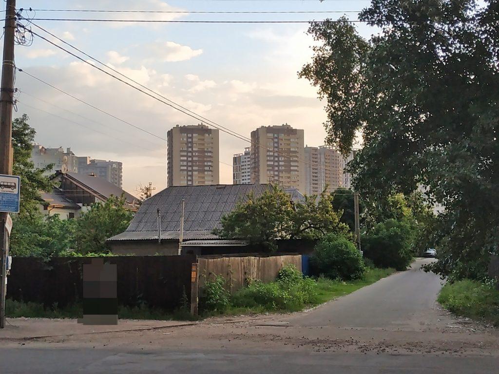 ЖК Каховская 60 от киевгорстроя частные дома
