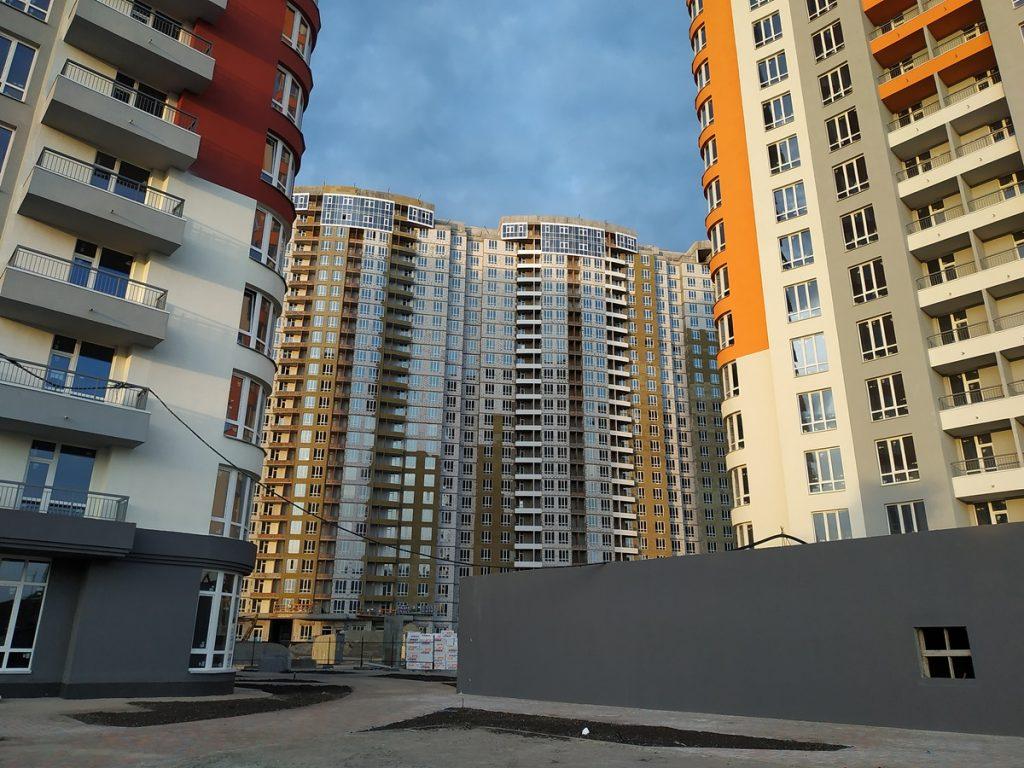 ЖК Каховская 60 от киевгорстроя инфраструктура