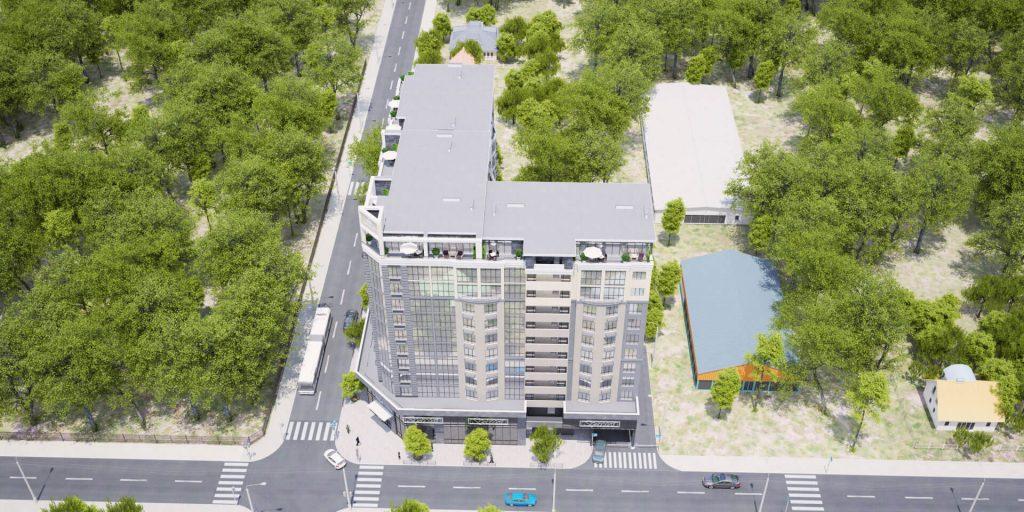 ЖК Роял парк в Ирпене генеральный план проекта