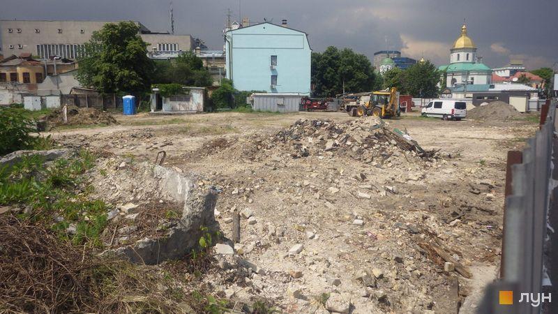 ЖК Ильинский ход строительства