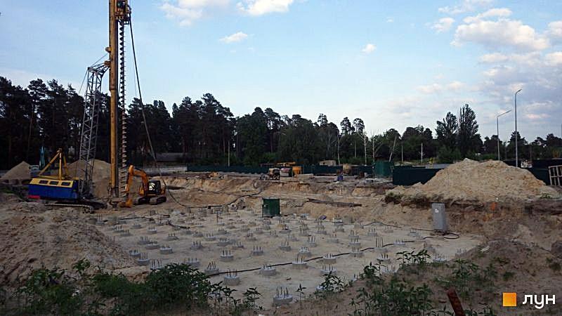 ЖК Вудстория ход строительства