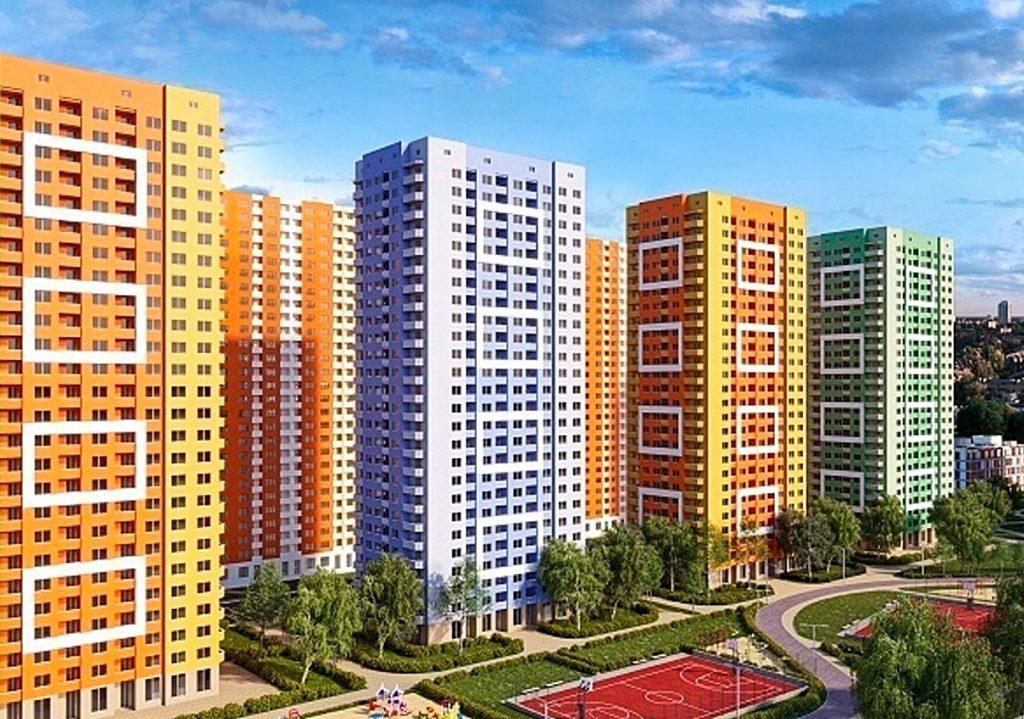 Самая дешевая квартира Киева ЖК Оранж сити
