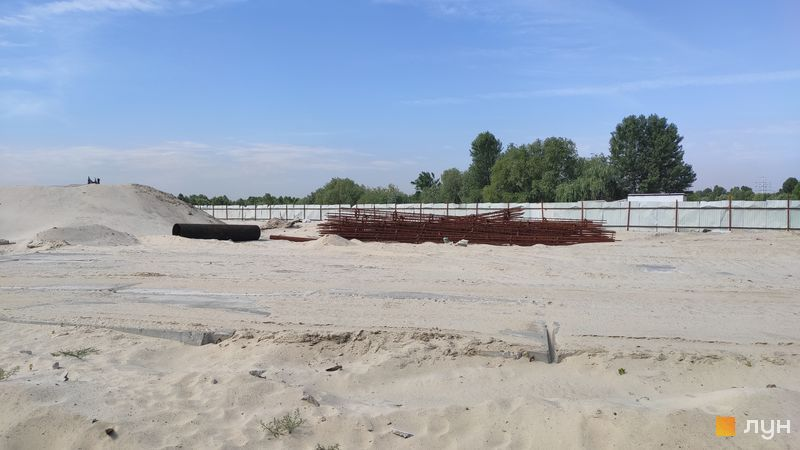 Скандал ЖК Патриотика на озерах от банк Аркада стройплощадка