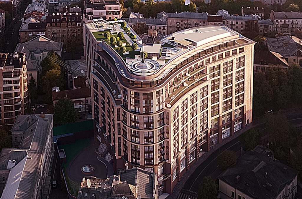 Самая большая квартира Киева ЖК Линден Лакшери Резиденсиз
