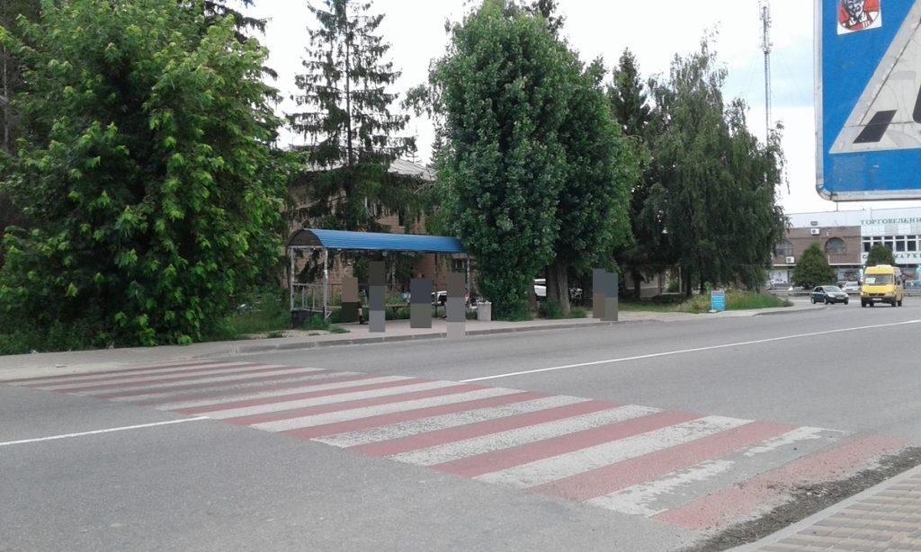 ЖК Белый Шоколад Центр остановка общественного транспорта