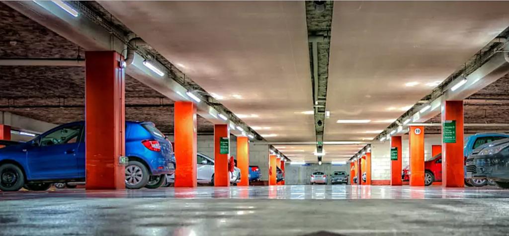 ЖК Парк Резиденс Софиевская Борщаговка подземный паркинг