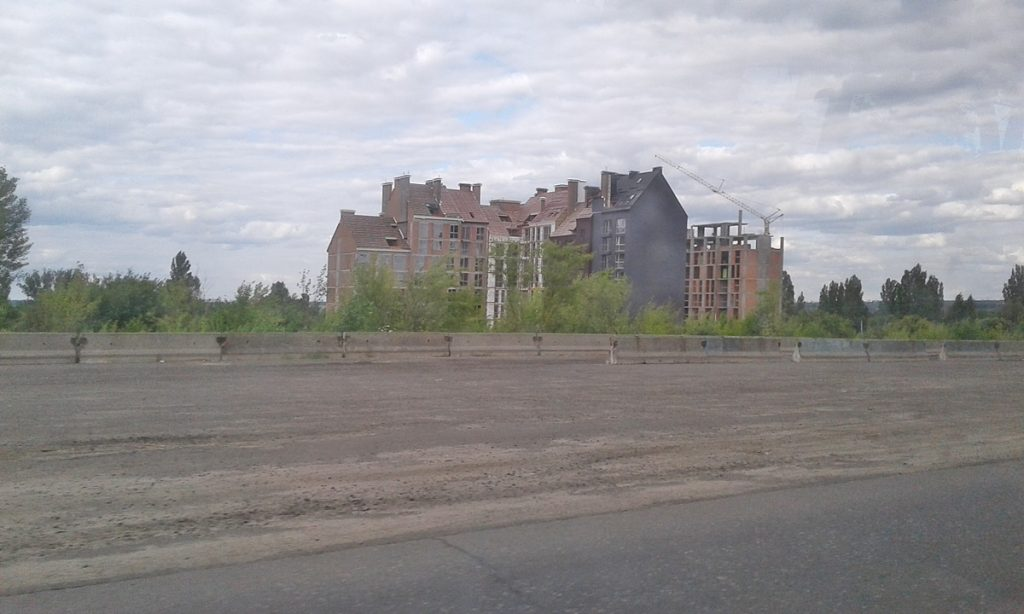 ЖК Белый Шоколад Центр ход строительства домов 10 очереди