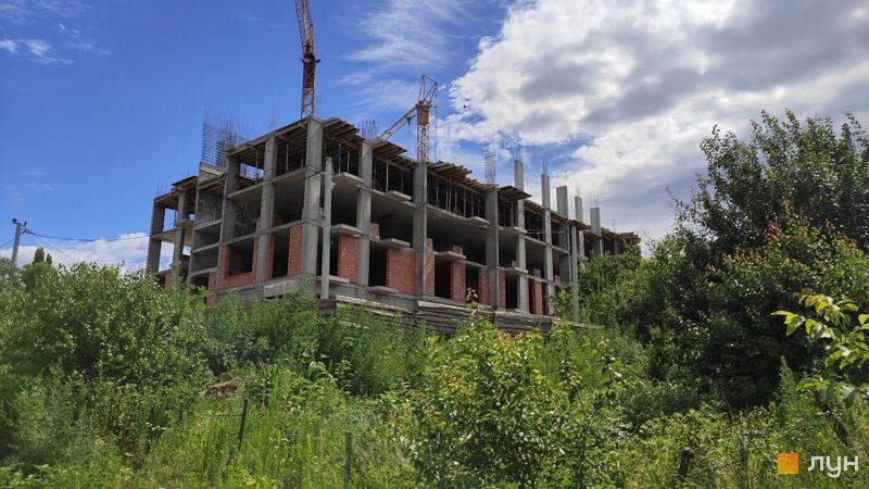 ЖК Белый Шоколад Центр ход строительства 11 очереди