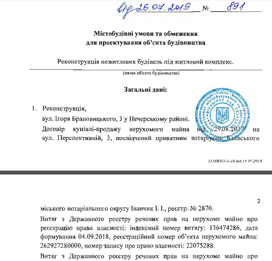 Новостройка на Брановицкого 3 ГУО
