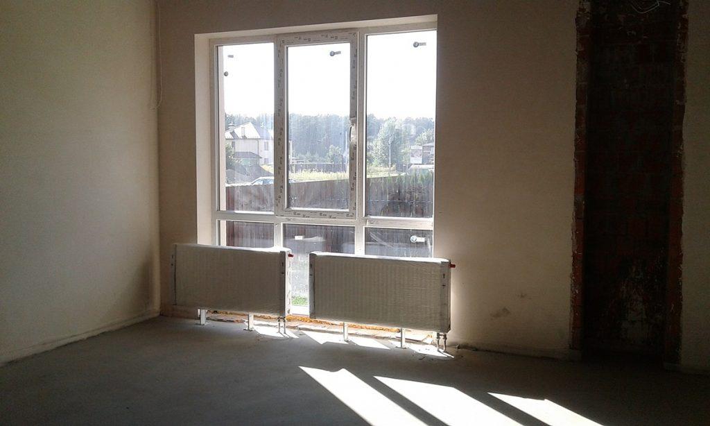 КГ Эко полис Оксамыт в Броварах отделка квартир