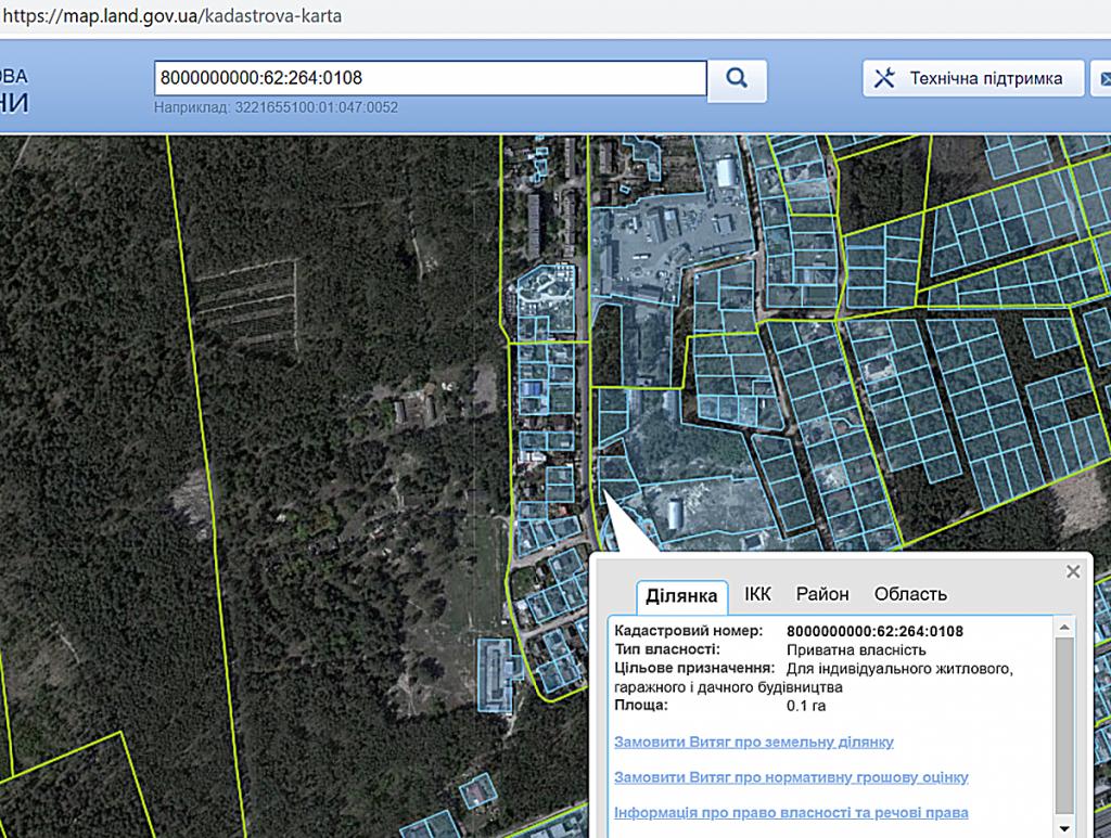 ЖК Вуд Парк в Быковне данные кадастра