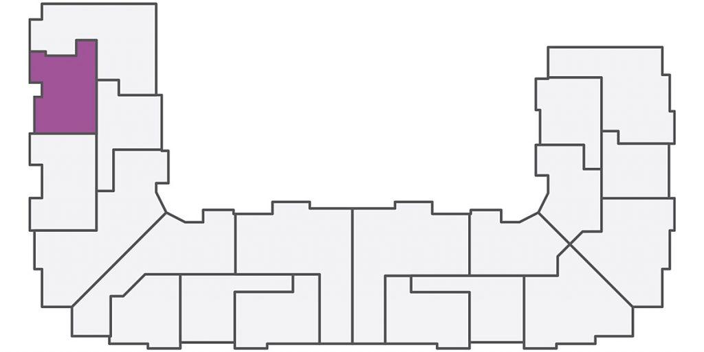 ЖК Лавандовый в Броварах план этажа