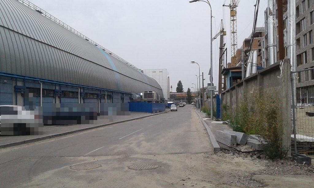 ЖК Rybalsky от Сага Девелопмент и Перфект Групп инфраструктура